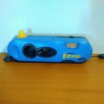 Vintage POLAROID i-Zone Instant Pocket Film Camera Blue , tested - $21.29