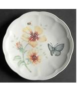 """6"""" Party Plate Butterfly Meadow by LENOX Width: 6 1/2 in Multicolor Butterflies - $8.59"""