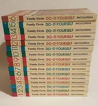 Family Circle Do-It-Yourself Encyclopedia (16 Volume Set) [Hardcover] [Jan 01, 1