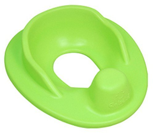 Children Boy Girl Potty Training Trainer Toilet Seat Pedestal Pan Green