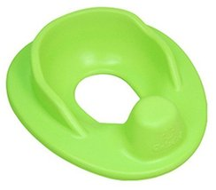 Children Boy Girl Potty Training Trainer Toilet Seat Pedestal Pan Green - $49.15