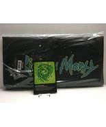 Loot Crate DX Rick and Morty Green Portal Picnic Blanket Canvas Tarp NEW - $19.00