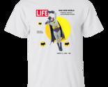 Batman  life magazine  men s t shirt   white thumb155 crop
