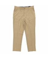 New Adidas Men's Ultimate365 Woven Golf Pant Golden Khaki Stretch Fit UP... - $41.99