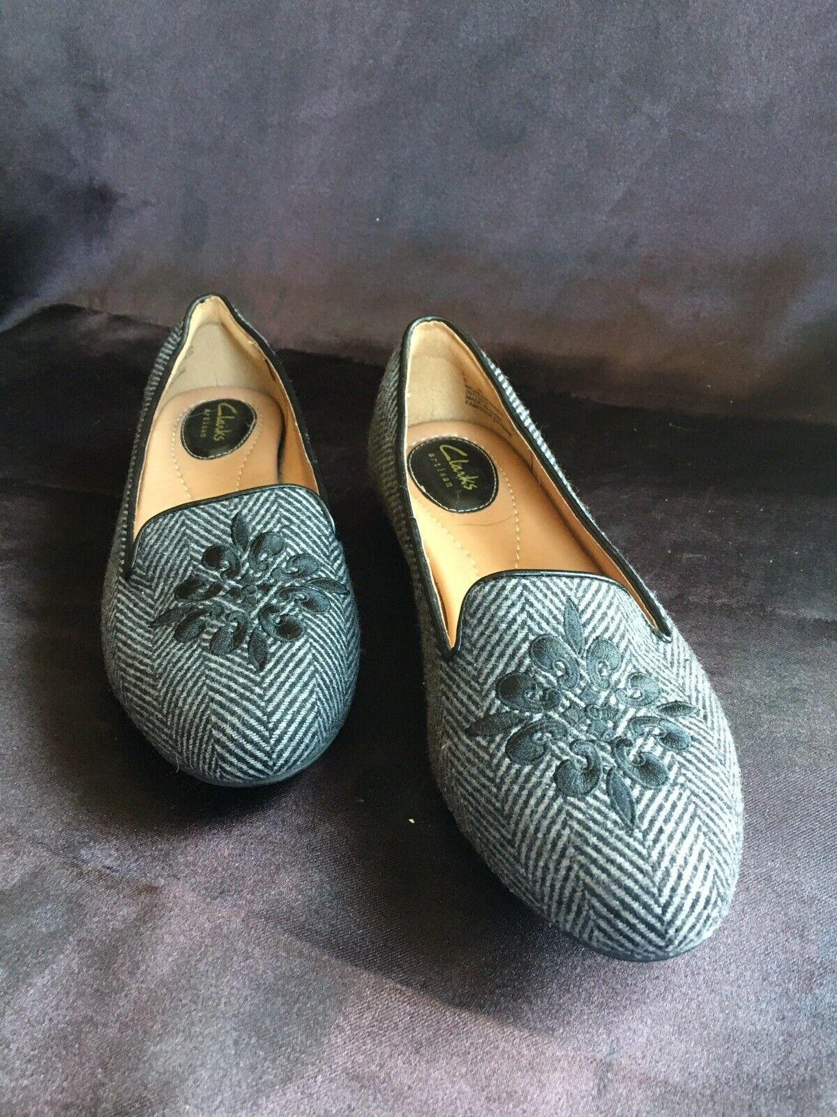 Clarks Artisan Alitay Kallen Women's Slip-On Flats / Shoes, Size 7.5, NWOB