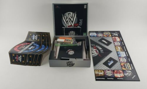 Primary image for WWE DVD Board Game Raw Smackdown 2005