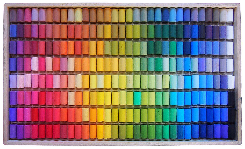 gondole Soft Pastels 242 Couleurs Set Handmade from Japan import NOUVEAU!!