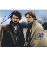 """Mark Hamill & George Lucas Signed Autographed """"Star Wars"""" Glossy 8x10 Ph... - $299.99"""
