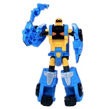 Hello Carbot Pager Transforming Action Figure Korean Toy Robot image 3
