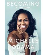 Mi Historia De Michelle Obama Tapa blanda -Version En Espanol PaperBook ... - £20.14 GBP