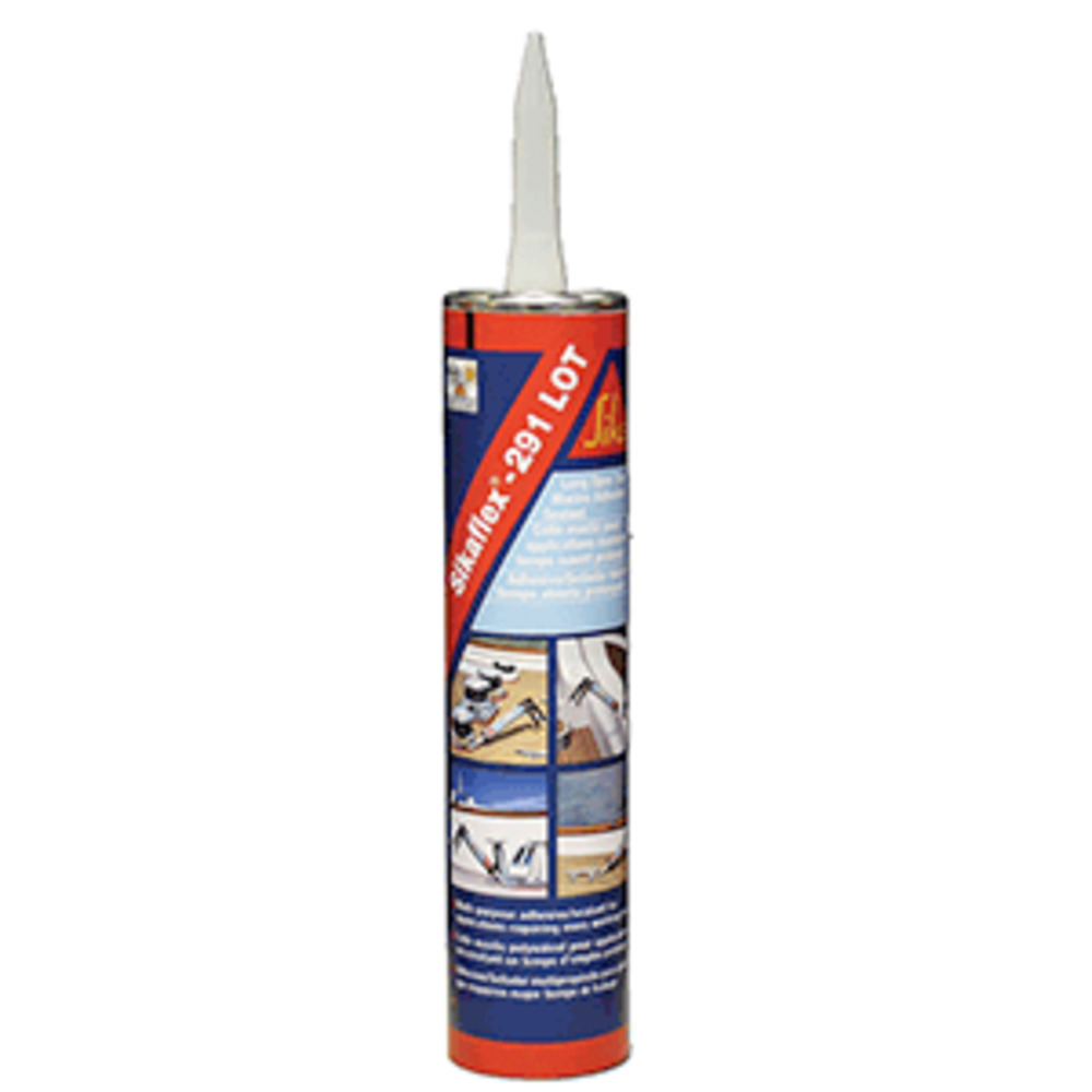Primary image for Sika Sikaflex 291 LOT Slow Cure Adhesive & Sealant 10.3oz(300ml) Cartridge -