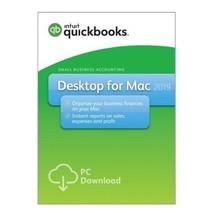 QuickBooks for Mac New User 2019 Brand New! - $189.99