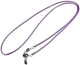 BESTOYARD Eyeglass Chain Eyeglass Sunglass Chain Neck Strap Cord Holder Purple - $20.03