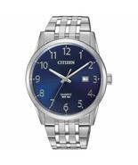 New Citizen Quartz BI5000-52L Men's Dress Stainless Steel Bracelet Watch - $99.99
