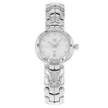 TAG Heuer Link Silver Dial Steel Diamonds Quartz Ladies Watch WAT1413.BA0954 - $1,738.06