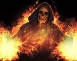 ULTIMATE SPIRIT OF DEATH REVENGE SPELL! CALL UPON THE REAPER! 10 HOUR RI... - $99.99