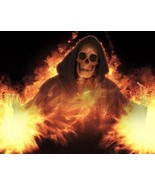 ULTIMATE SPIRIT OF DEATH REVENGE SPELL! CALL UPON THE REAPER! 10 HOUR RI... - $84.99