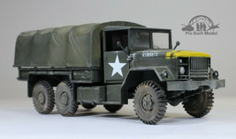 US Army M-34 Tactical Truck Vietnam war 1:35 Pro Built Model  - $222.75