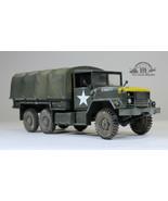 US Army M-34 Tactical Truck Vietnam war 1:35 Pro Built Model  - $222.75