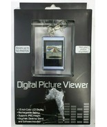 Digital 50 Photo Color Picture Viewer Key Chain - $14.80