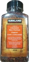 4 PACK Kirkland Signature Crushed Red Pepper 10 Oz / 283g  - FRESH CANADA - $35.59