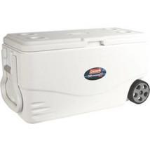 Coleman 100 qt Xtreme 5-Wheeled Cooler - $120.37
