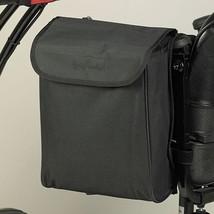 Homecraft 33 x 26 x 8 cm Wheelchair/Mobility Scooter Pannier Bag - Black  - $41.00