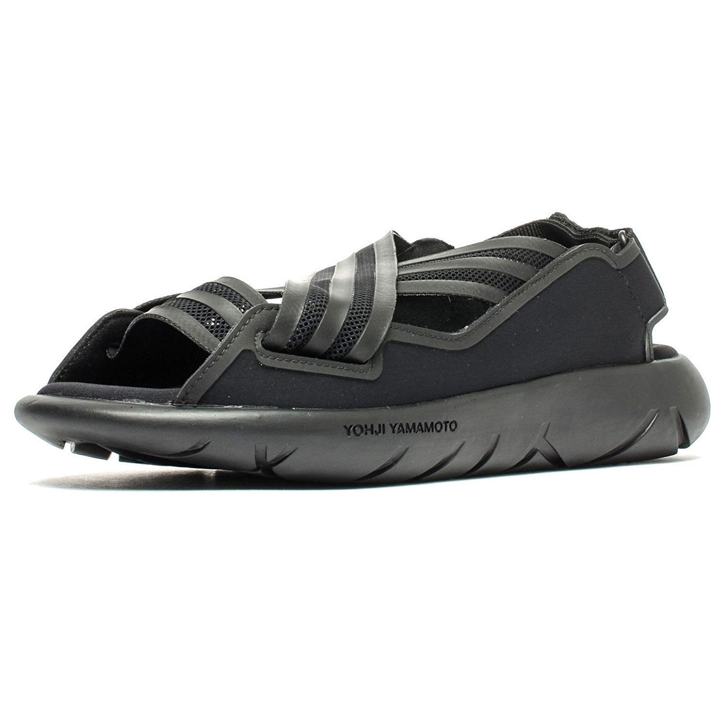 b699fe3359c Adidas Women s Y-3 Qasa Elle Sandal Black and 50 similar items