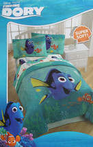 Disney Pixar Finding Dory Twin Comforter Sheets Extra Pc 5PC Bedding Set New - $82.81