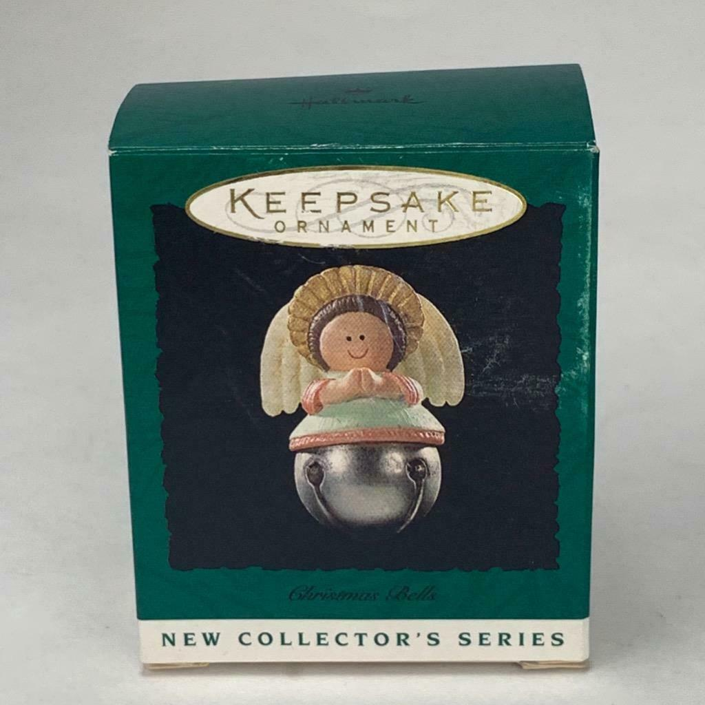 Hallmark Keepsake Ornament Christmas Bells Collectors Series 1995 Vintage image 5