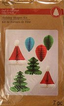 Craft-it Make It Christmas By Recollections Holiday Shapes Kit - $9.77