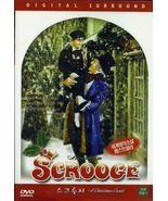 A Christmas Carol Scrooge (1951) [New DVD] Alastair Sim  - $15.88