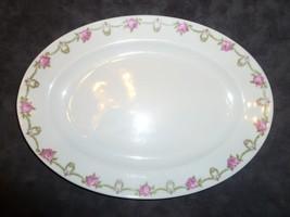 2 Vintage Charles Ahrenfeldt Limoges Platters F... - $32.68
