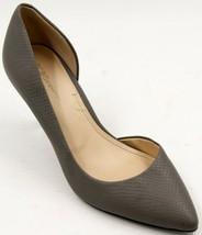 BCBG Nicolin-X Grey  Pump Women's Heel Shoes Sz 10 M - $29.92