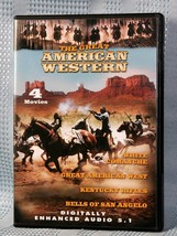 The Great American Western - Vol. 20 (DVD, 2003) 4 Movies - $8.75