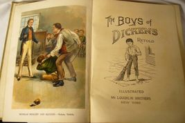 The Boys of Dickens Retold McLoughlin Brothers image 4