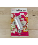 Vintage Chilton Ware Aluminum Deorator Set with 4 tips New Old Stock - $12.99