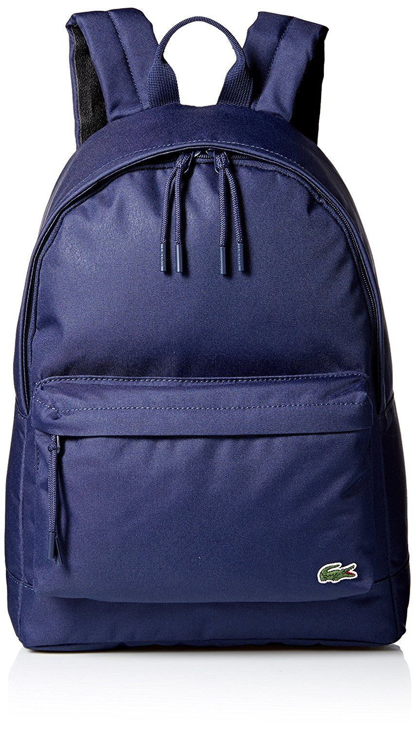 Lacoste Men's Neocroc Backpack Navy Blue
