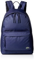 Lacoste Men's Neocroc Backpack Navy Blue - $107.53