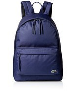 Lacoste Men's Neocroc Backpack Navy Blue - $2.056,30 MXN