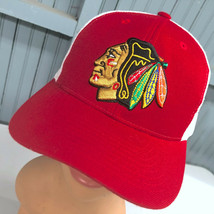Chicago Blackhawks Zephyr Snapback NHL Baseball Cap Hat - $17.43
