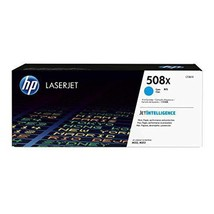 HP 508X (CF361X) Cyan High Yield Original Laserjet Toner Cartridge - $312.20