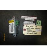 BMW E85,Z4 Sinistro Air Bag Sensore #65776939762 / 65.77-6939762 * See A... - $74.09