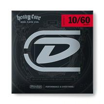 Dunlop Guitar Strings  Electric  Heavy Core   10-60 - $8.99