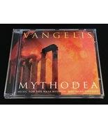Vangelis Mythodea Music For Nasa Mars Odyssey Jessye Norman 2001 CD AS NEW - $9.45