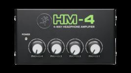 Mackie HM-4 - Compact Four-Channel Headphone Amplifier - $39.99