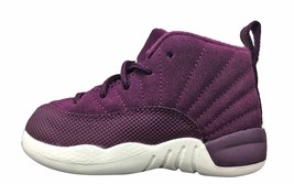 "AIR JORDAN 12 RETRO ""BORDEAUX"" TODDLERS US SIZE 9C STYLE# 850000-617 - $79.15"