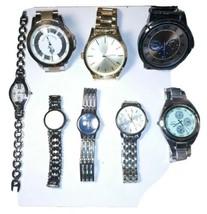 Vintage Watches - Mixed Lot - Men's & Women's Wristwatch Timepiece Lot of 8 - $28.81