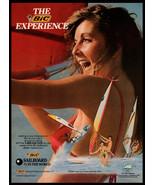 Windsurfing Bic Sailboard 1983 Ad Water Sports Windsurf Board  - $10.99