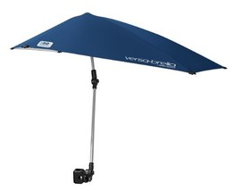 Sport-Brella Versa-Brella 4-Way Swiveling Sun Umbrella Midnight Blue - $21.75